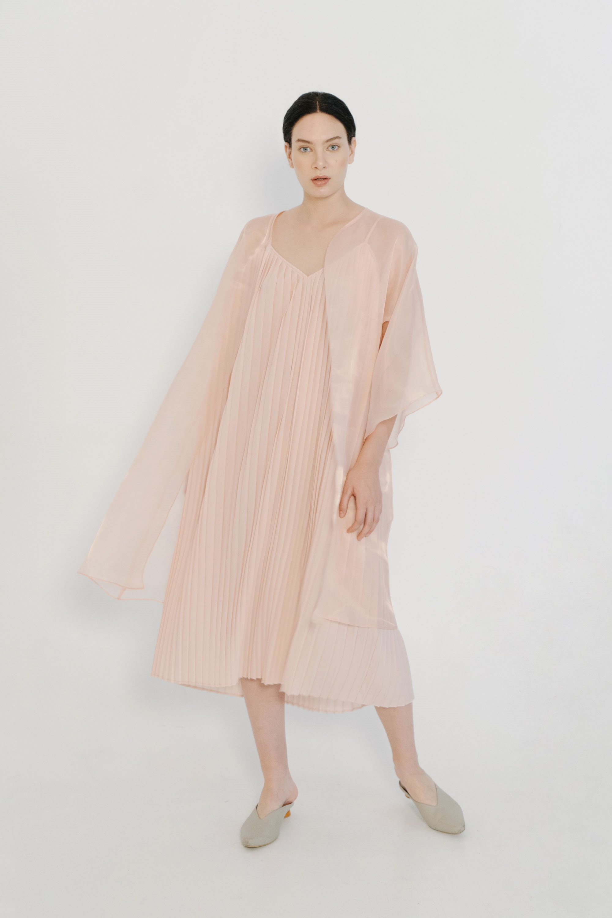 Picture of Kayra Dress in Pale Pink