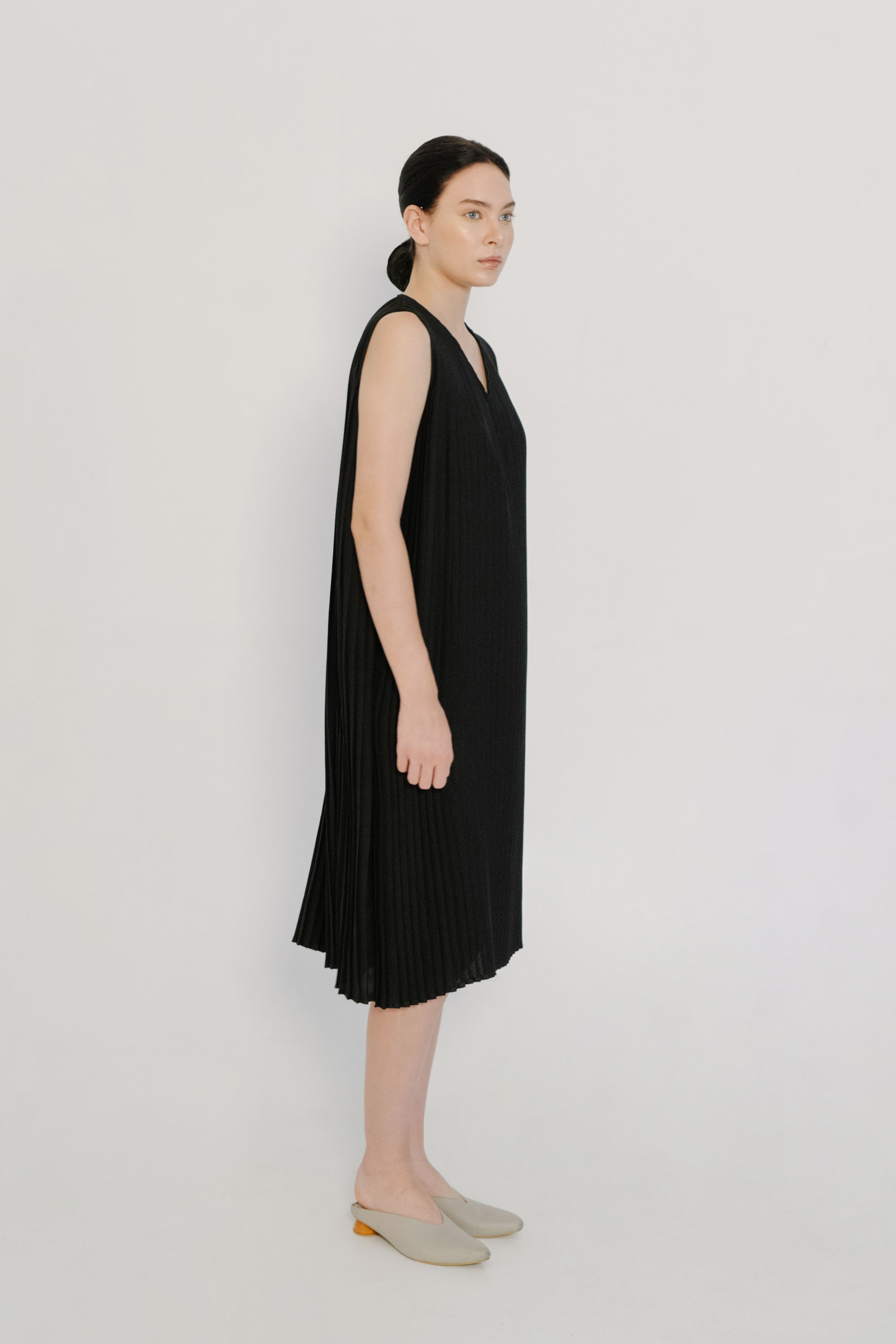 Picture of Thalia Dress in Black