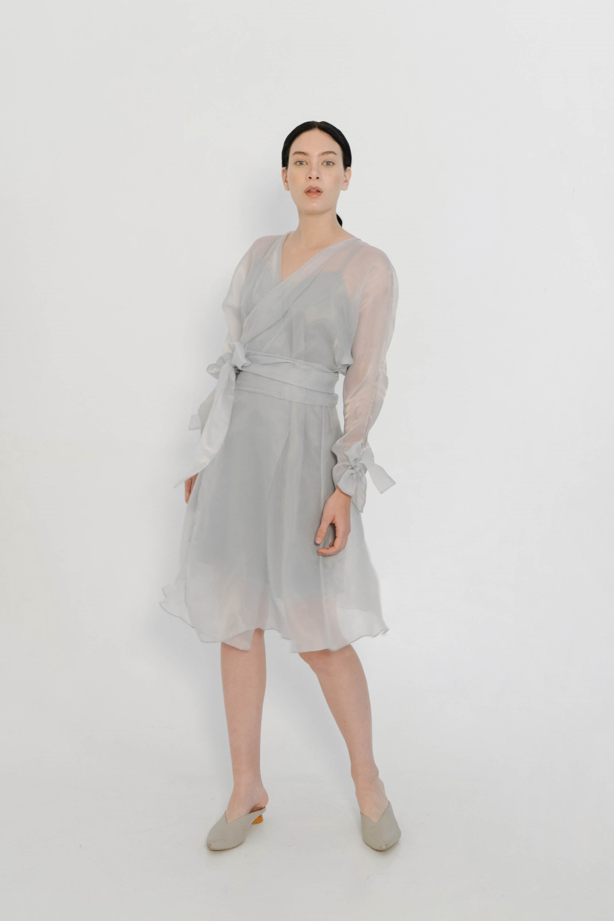 Picture of Ayara Dress in Ice