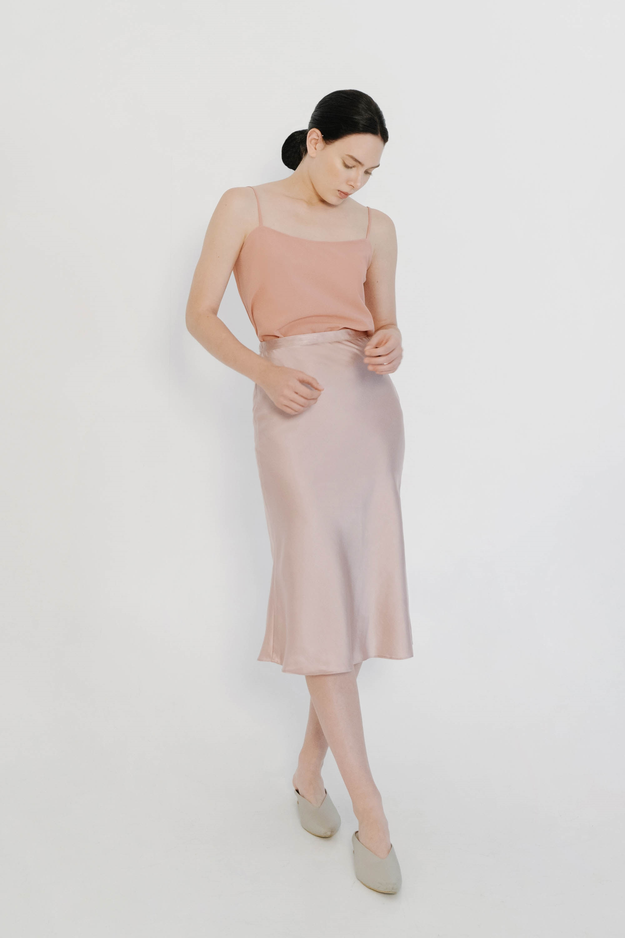 Picture of Celia Skirt in Blush