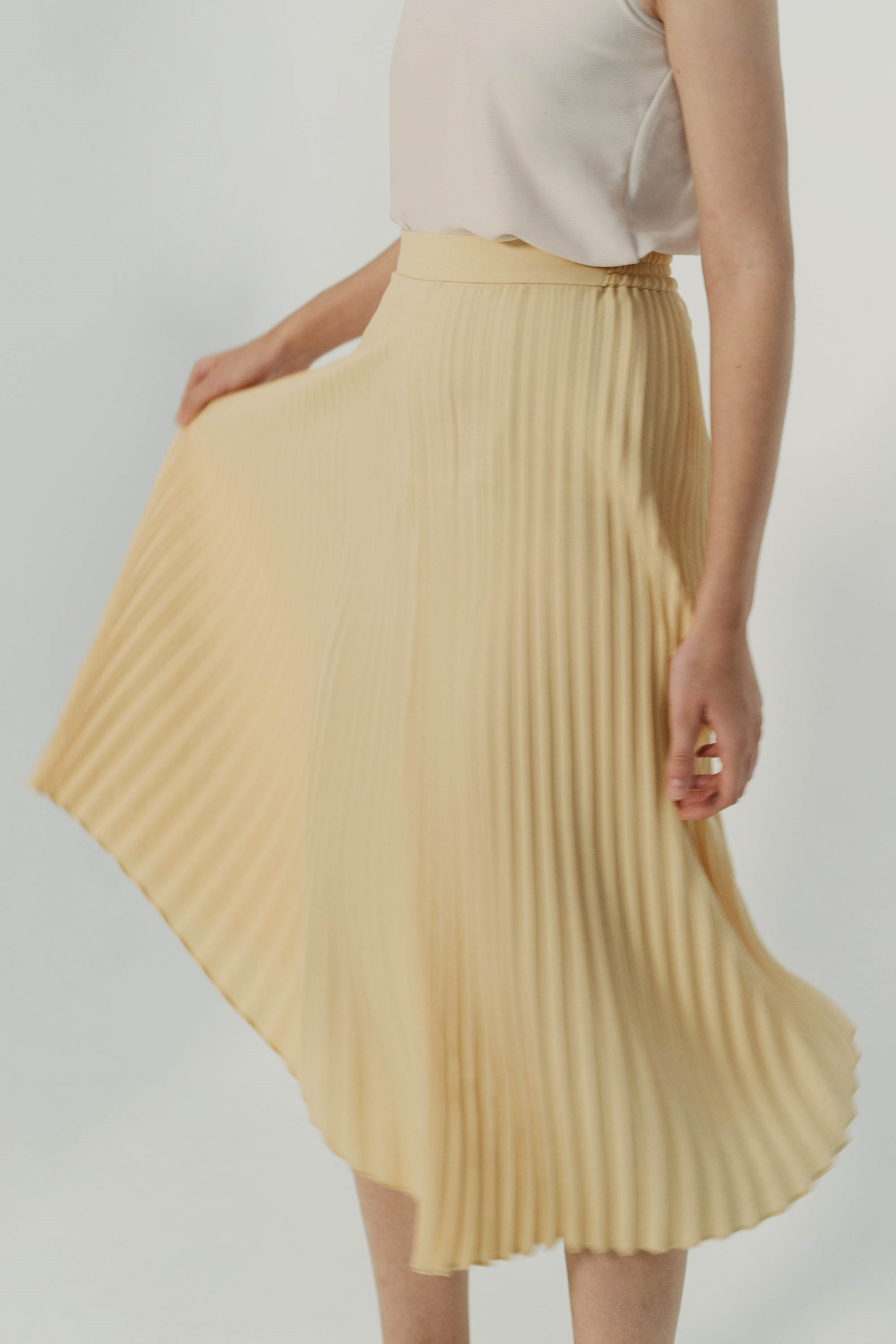 Picture of Coco Skirt in Yellow