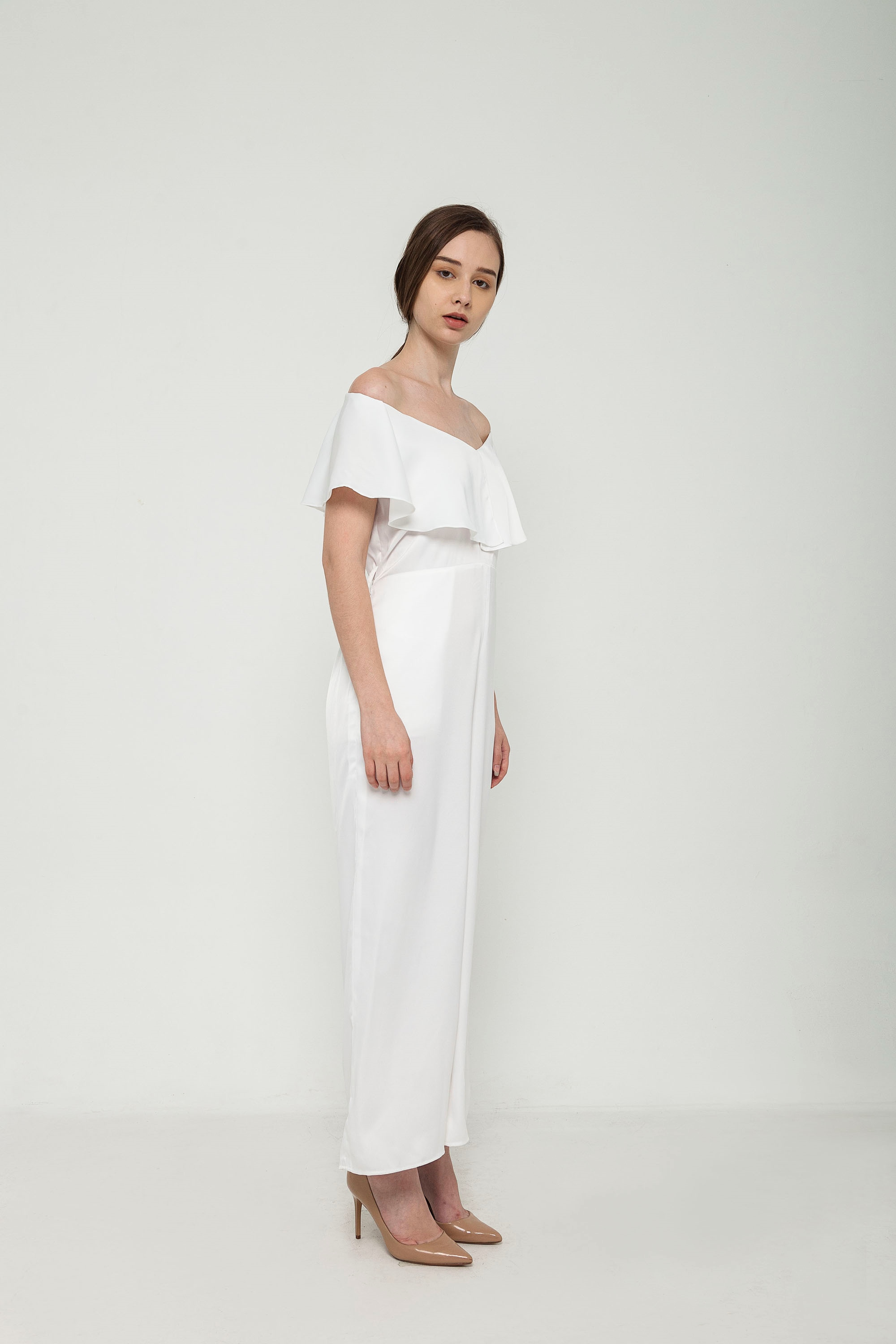 Picture of Olive Jumpsuit in Pearl