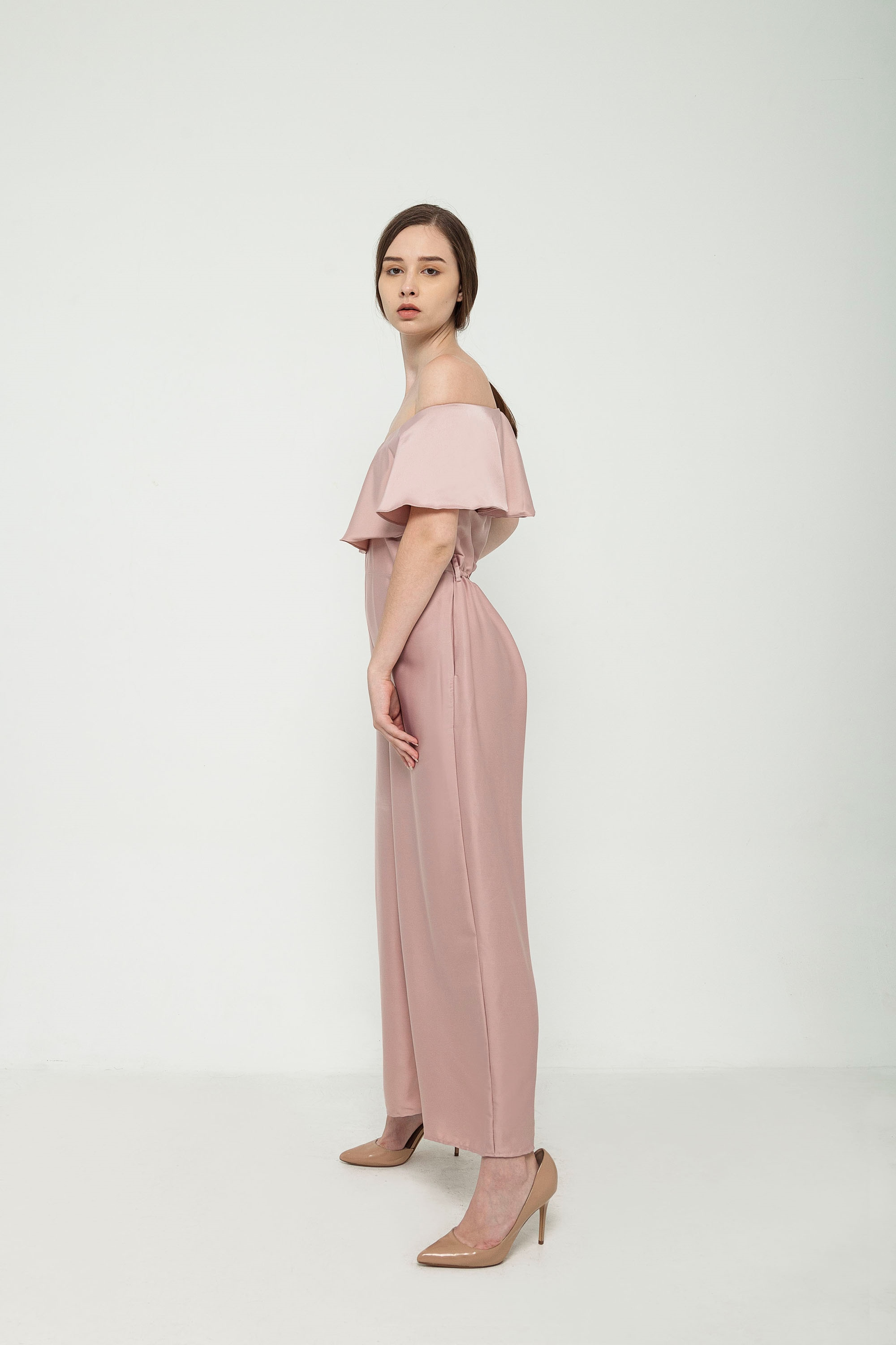 Picture of Olive Jumpsuit in Blush