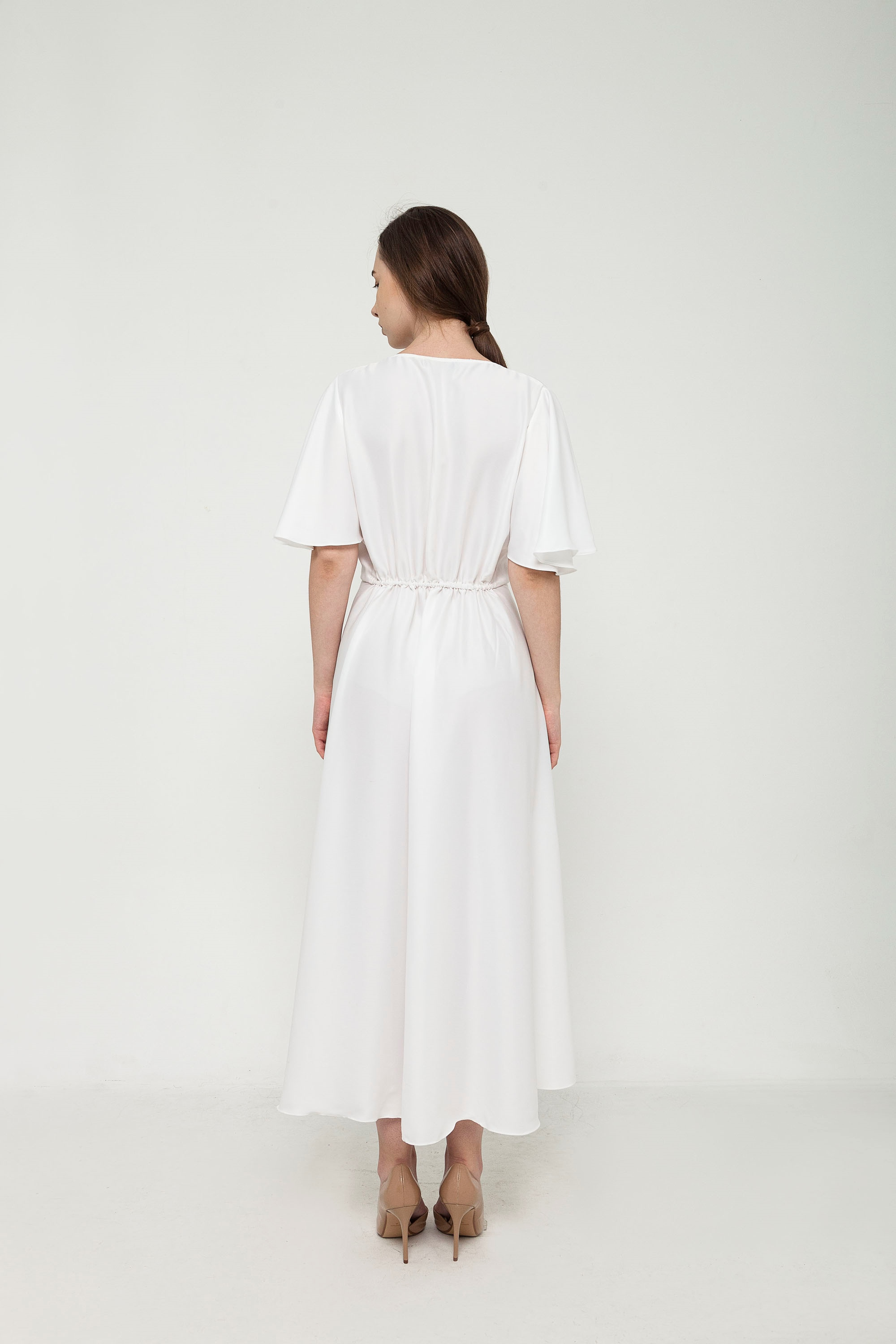 Picture of Jeje Dress in Pearl