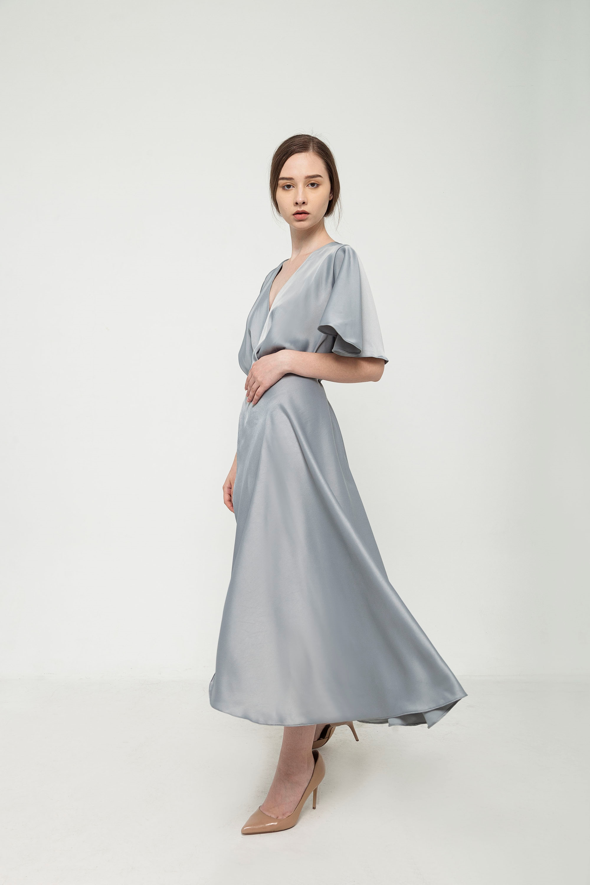 Picture of Jeje Dress in Sea