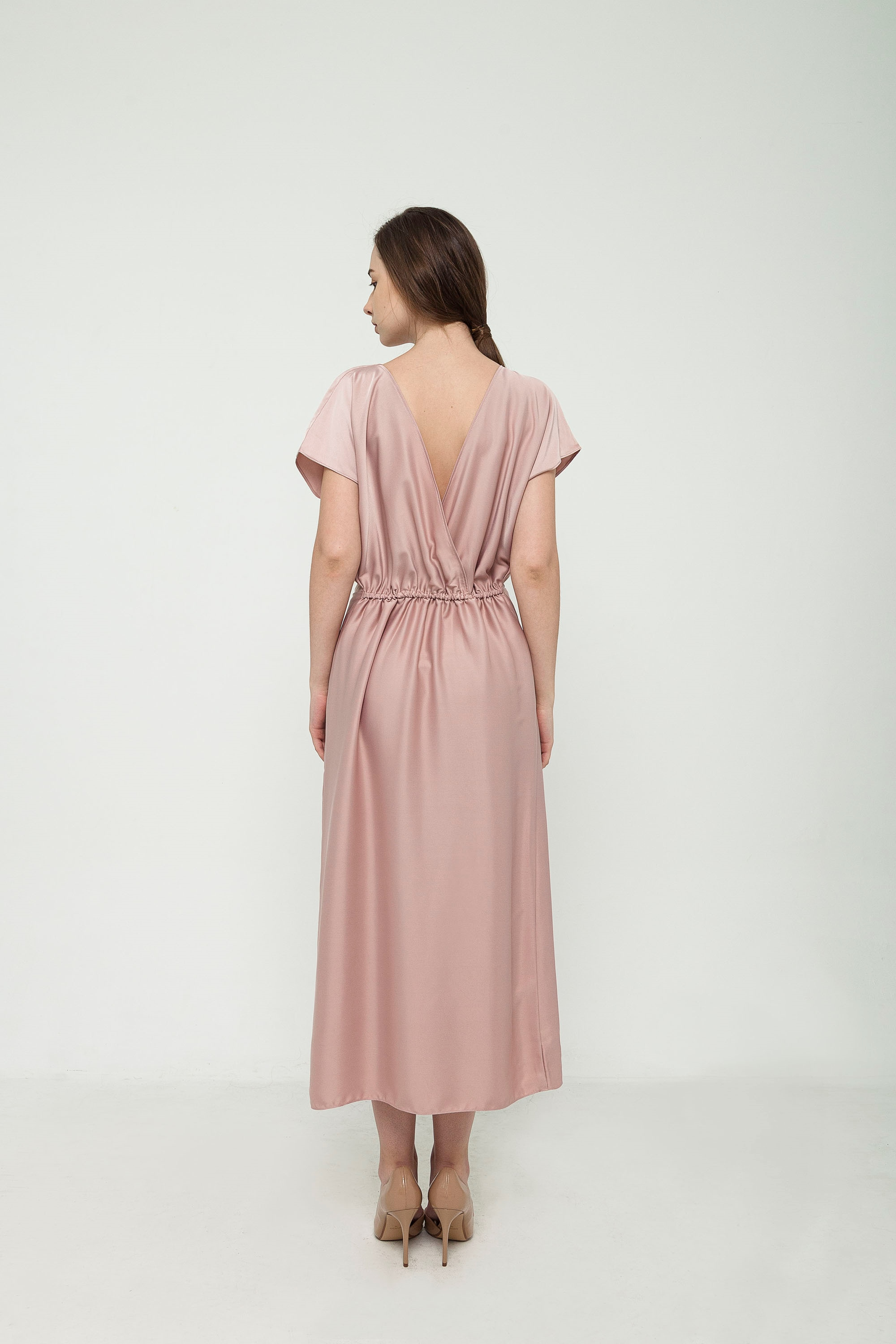 Picture of Ellen Dress in Blush