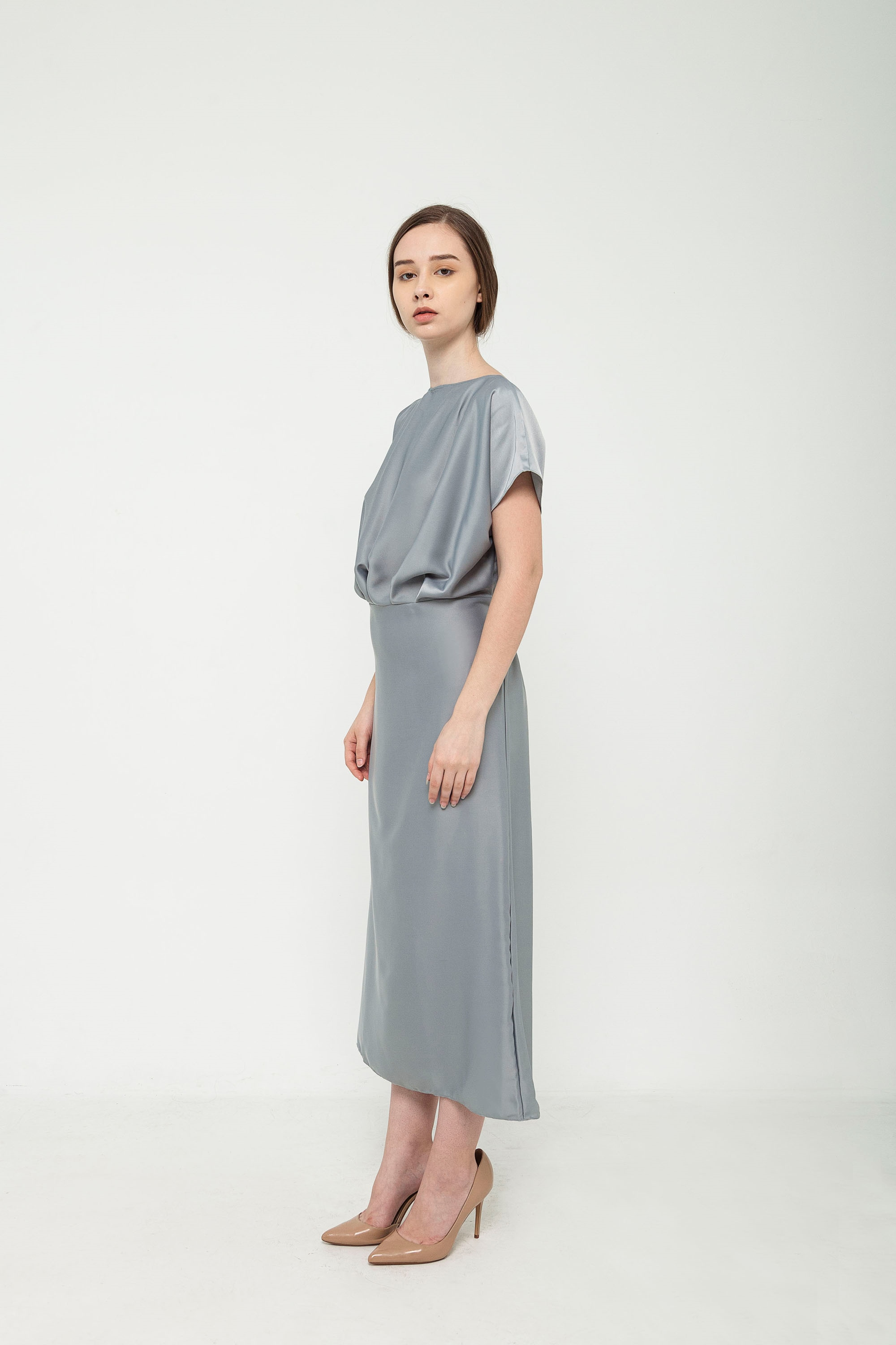 Picture of Ellen Dress in Sea
