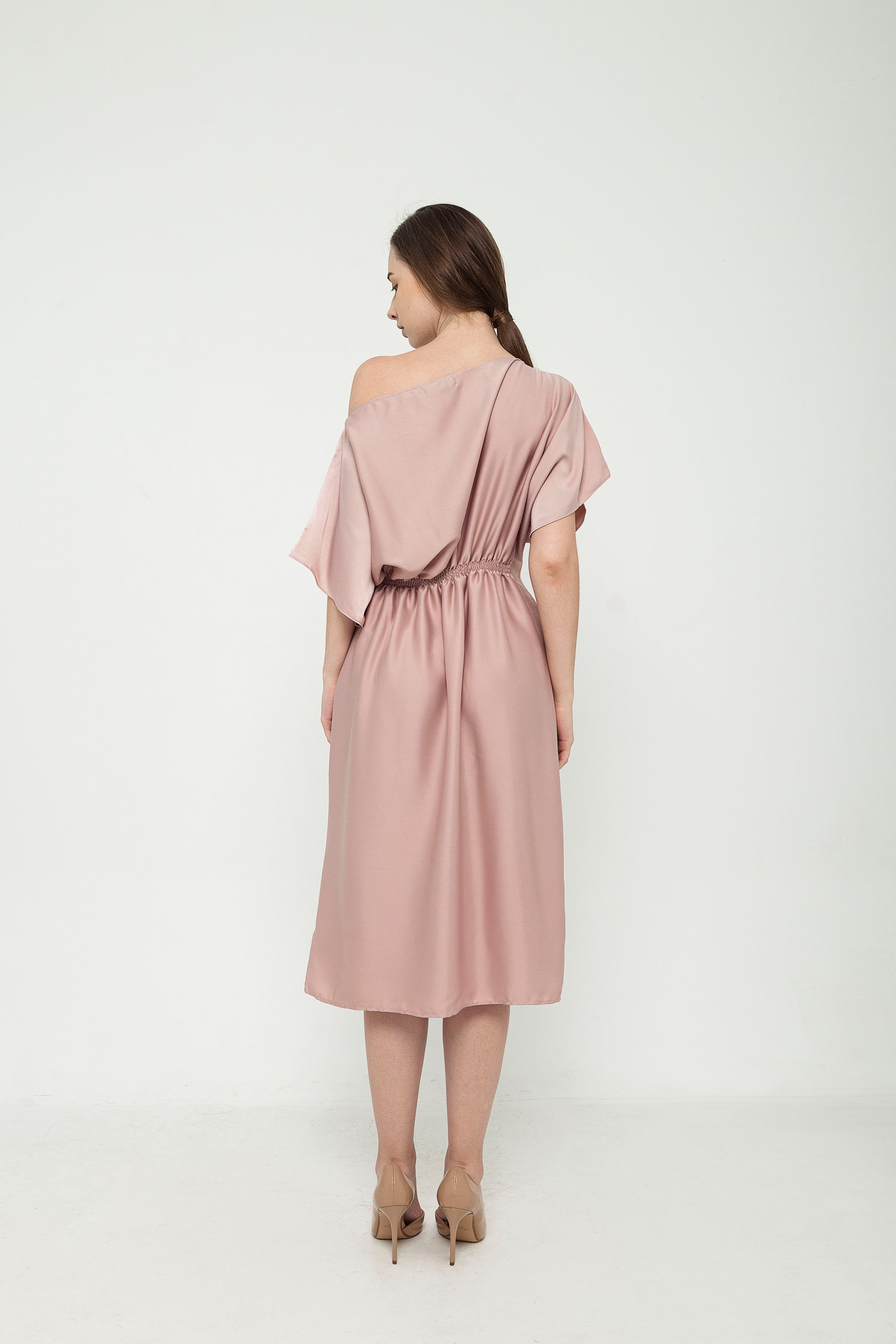 Picture of Ivana Dress in Blush