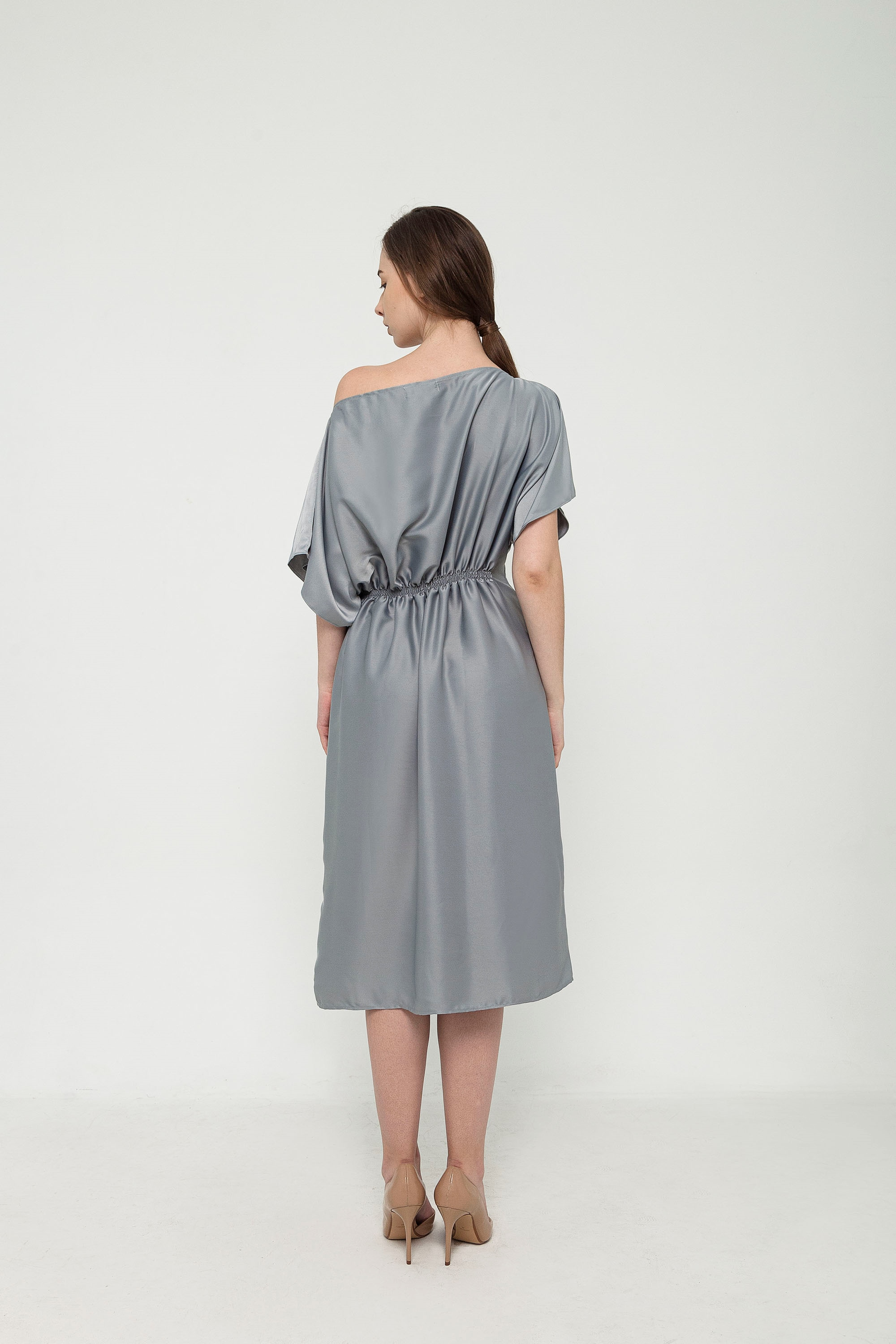Picture of Ivana Dress in Sea
