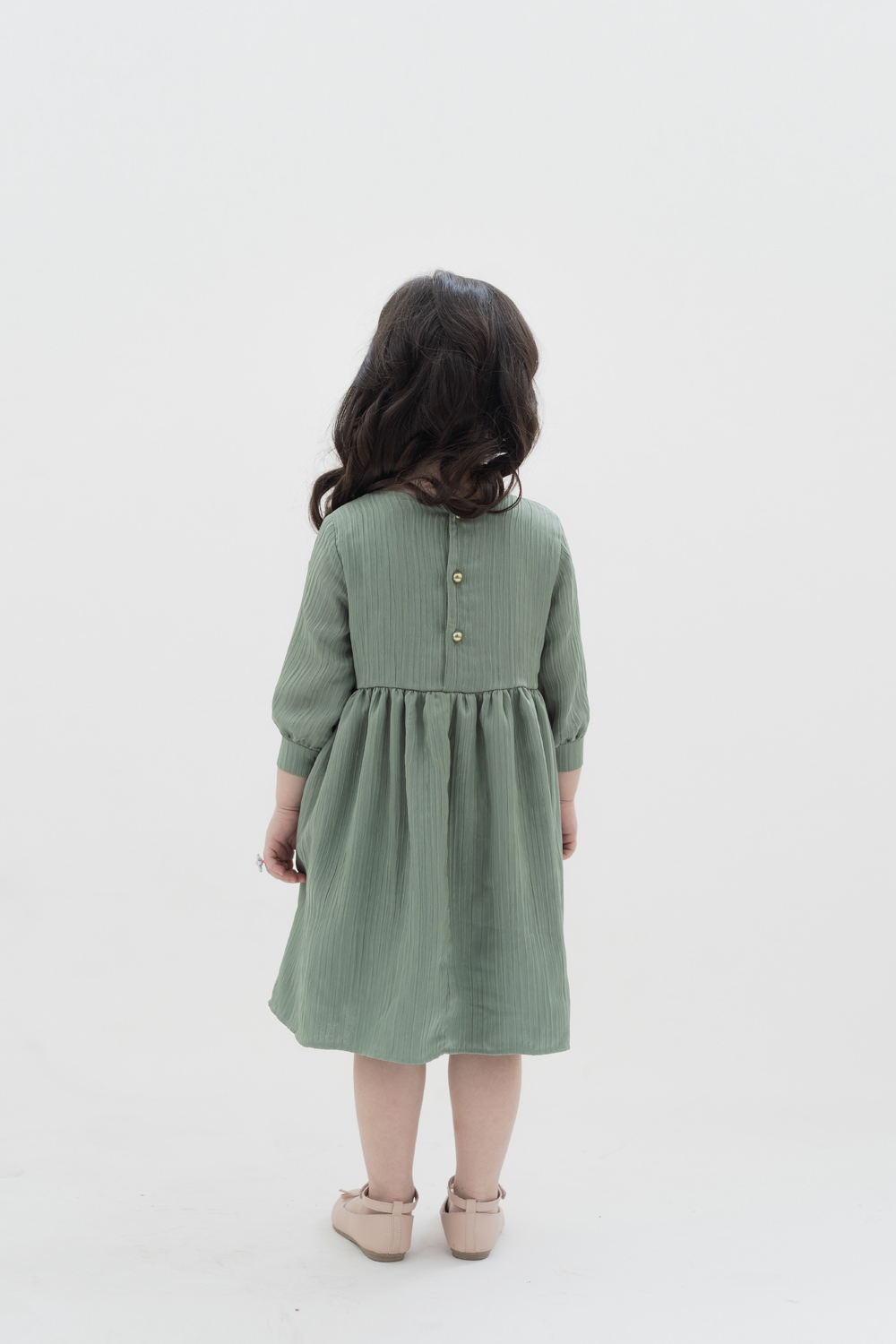 Picture of Petite Briel Dress in Sage