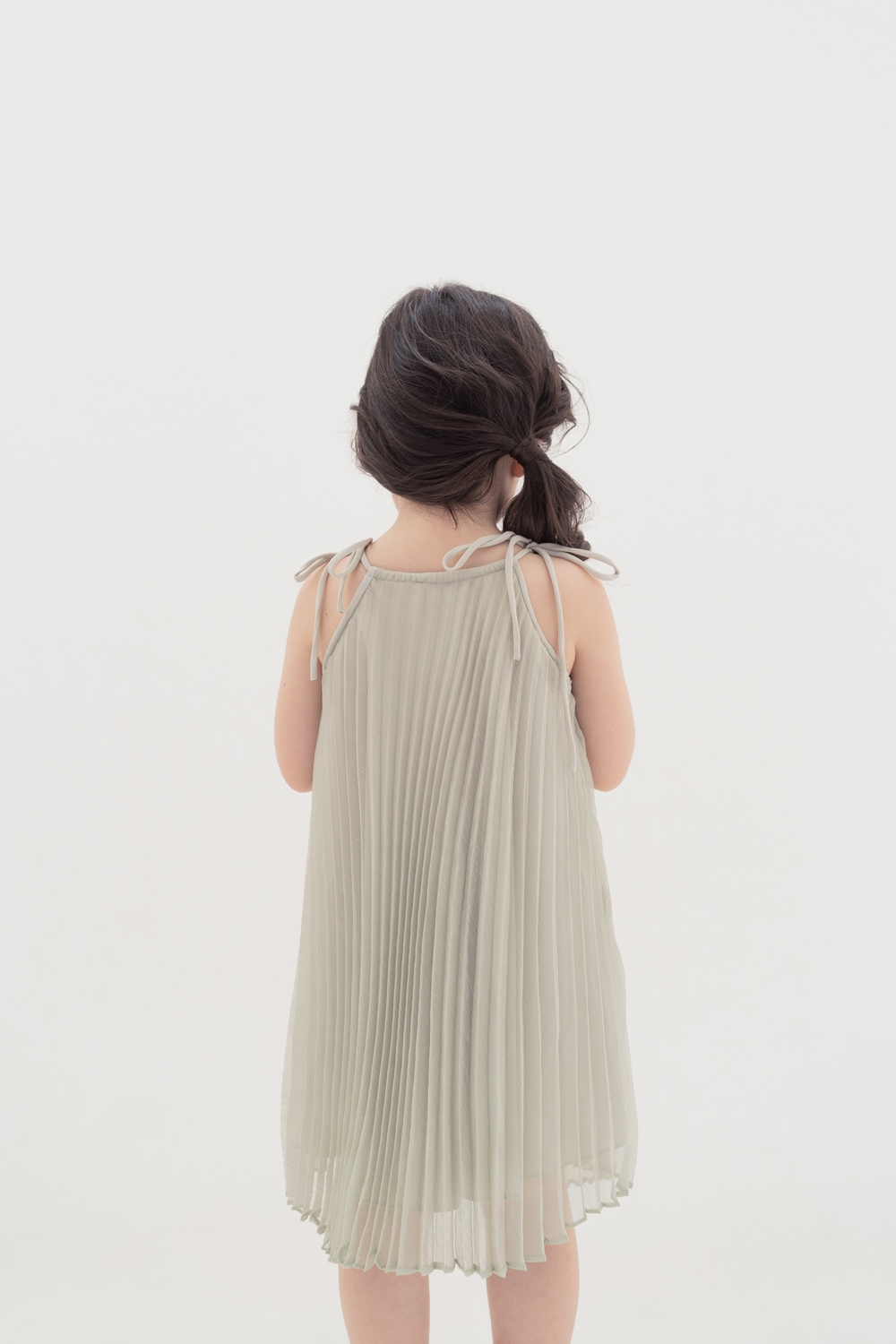 Picture of Petite May Dress in Sage