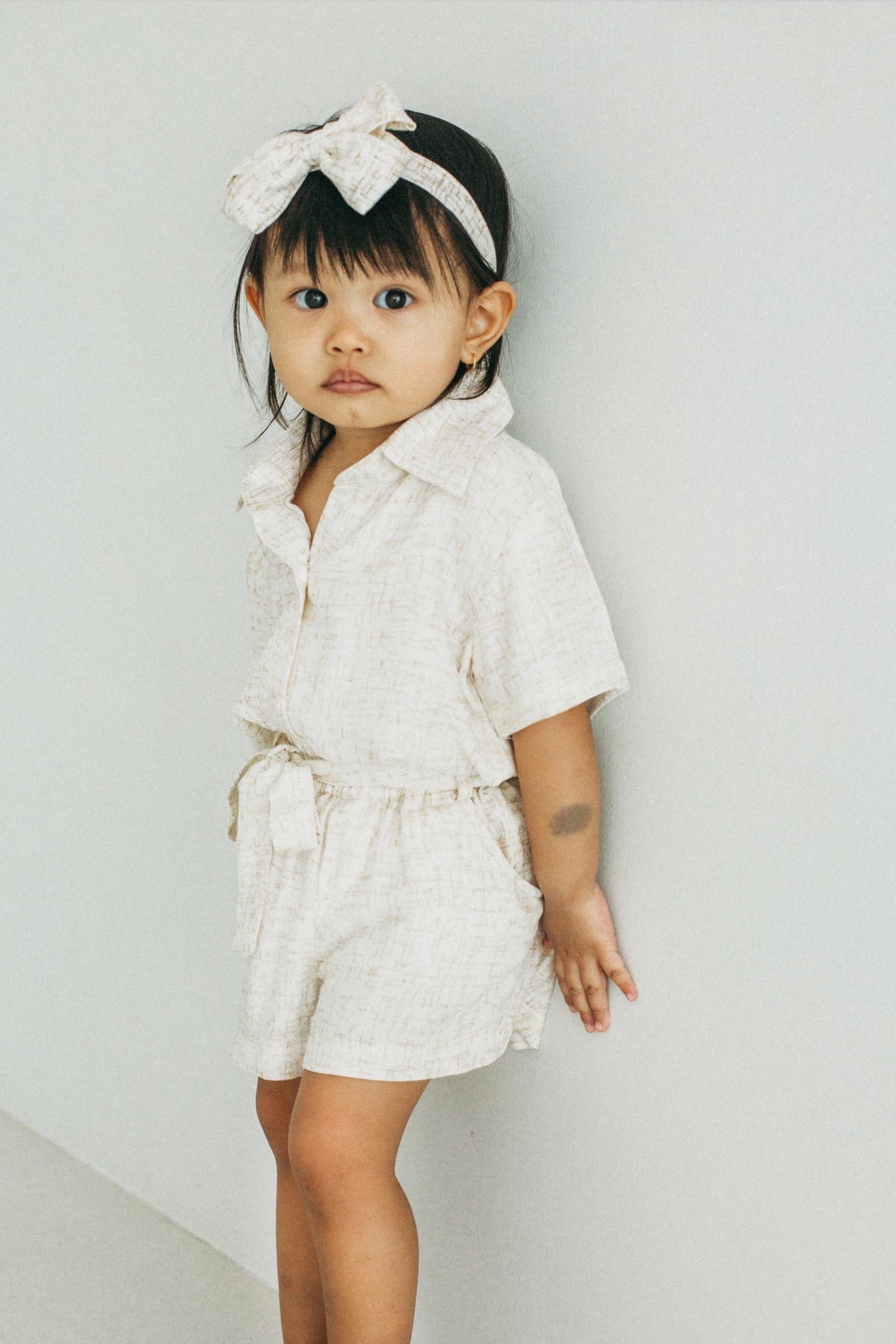 Picture of Petite Mia Set in White (Pre-order 3 days)