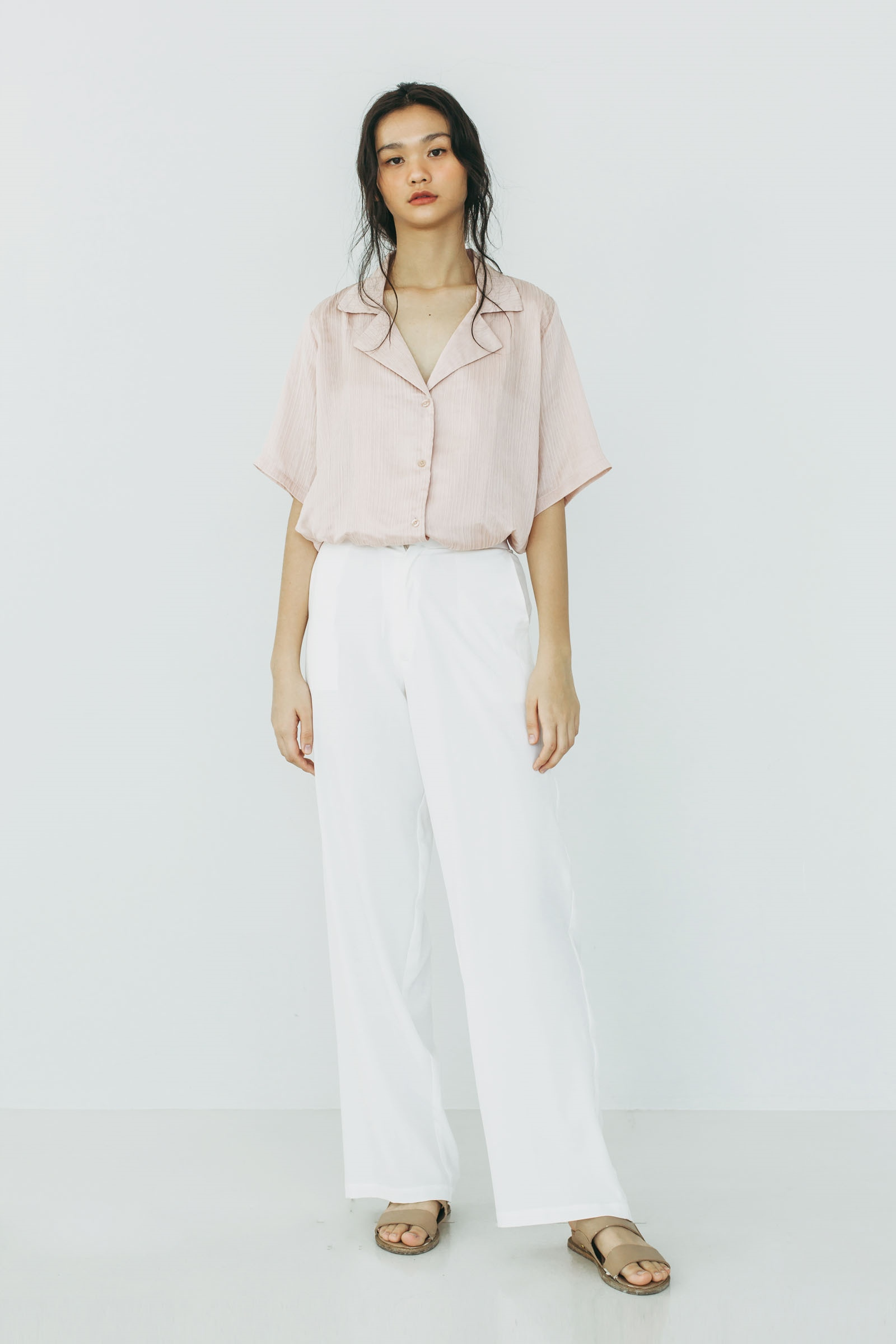 Picture of Leah Shirt in Blush