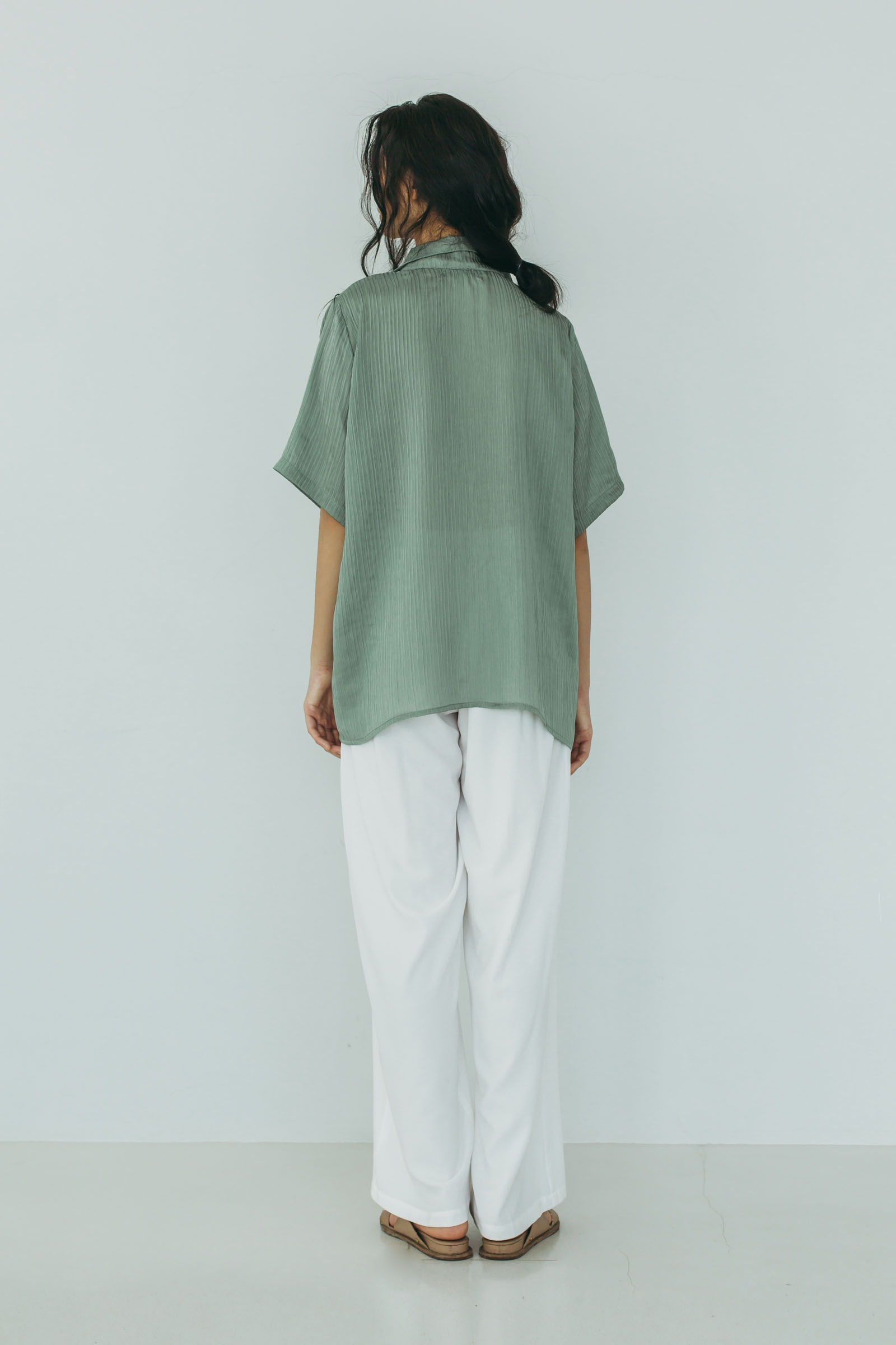 Picture of Leah Shirt in Sage